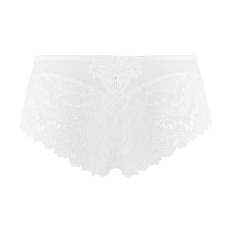 Shorty Cristal d'Art Blanc