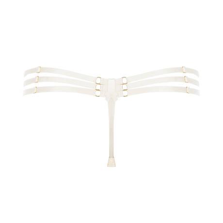 String multi-sangles Sensu Bridal Crème