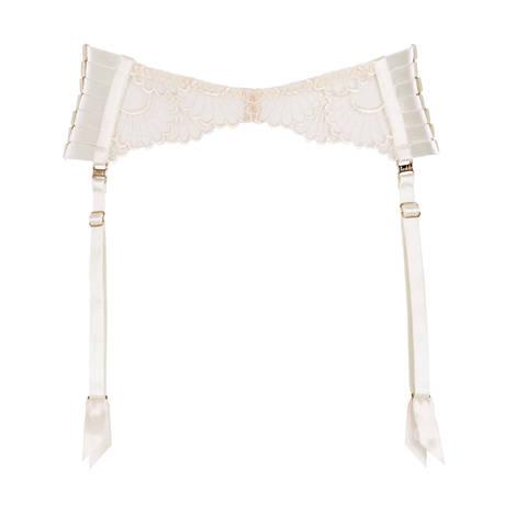 Porte-jarretelles ajustable Sensu Bridal Crème