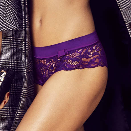 Shorty Piccadilly Violet