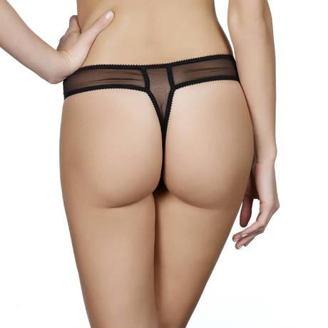 String Jalousie Noir