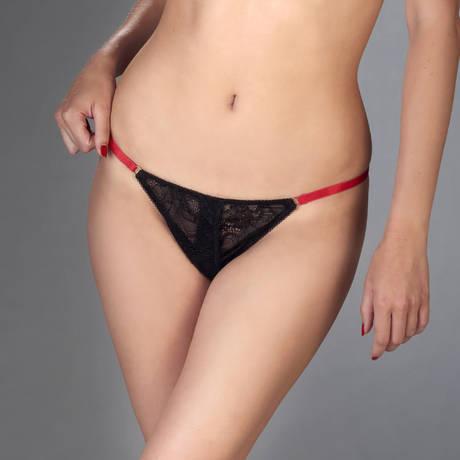 String ouvrable Armée des Sens Noir/Rouge