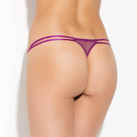 String ficelle Kaity Violet/Rose