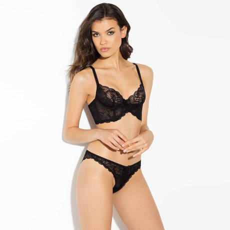 Culotte Leola Noir