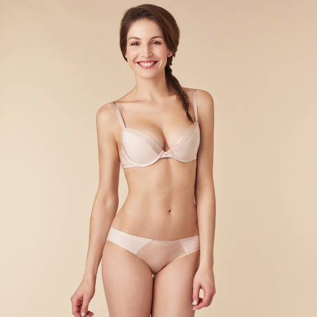 Soutien-gorge push-up Glossy Dune