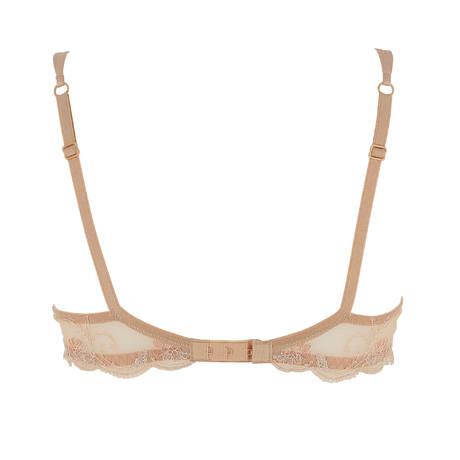 Soutien-gorge coques lisses Ultra Féminin Nude