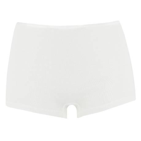 Boxer en coton Cotton Seamless Blanc
