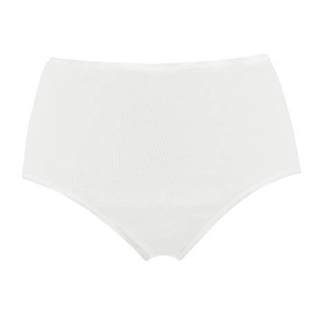 Culotte en coton Cotton Seamless Blanc