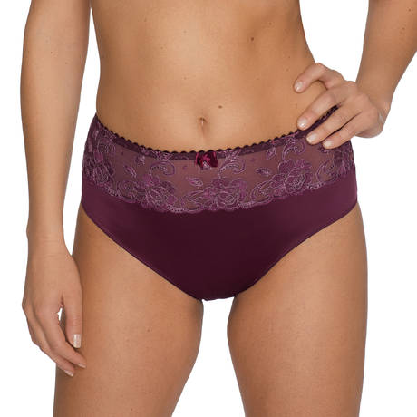 Slip taille haute Aria Ruby Gold