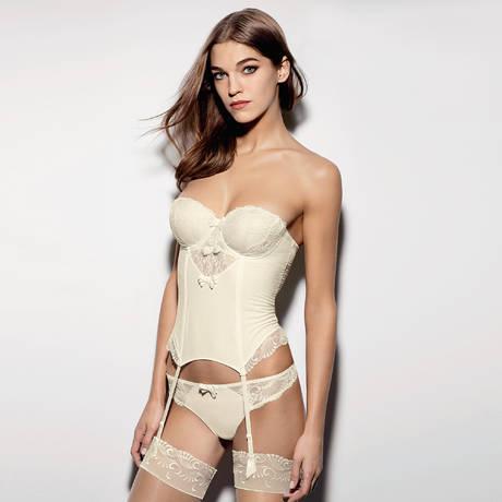 Tanga L'Insoumise Blanc