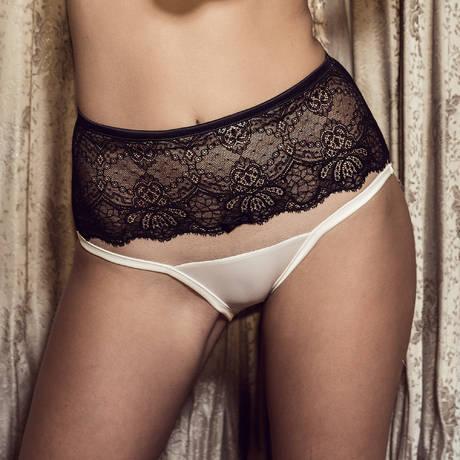 Culotte Petula Noir/Blanc