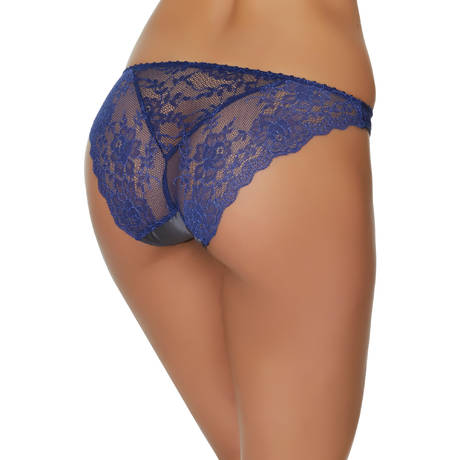 Culotte Mini-Coeur Exquise Marquise Only Blue
