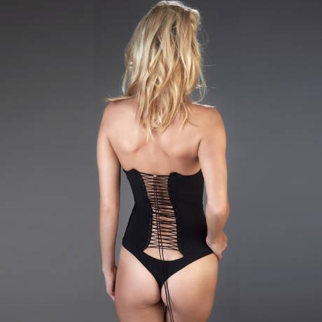 Body string Nuit Infinie Noir