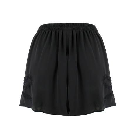 Short Beau-Bait Loungewear Noir