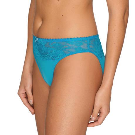 Slip brésilien Caramba Summer Blue