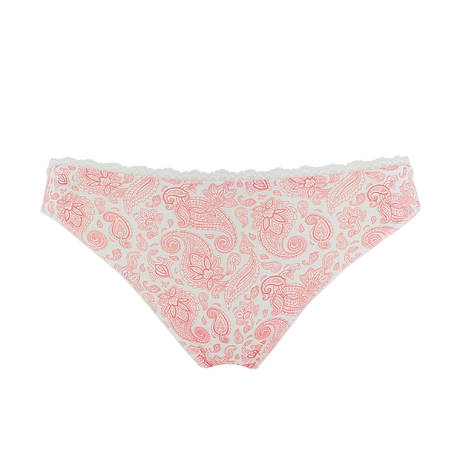 String Itinéraire Style Rose Indien