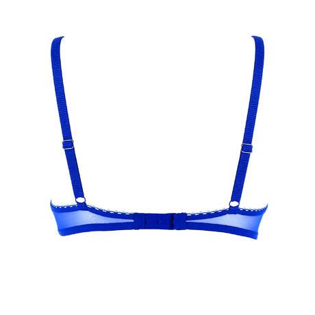 Soutien-gorge triangle Vision Bleu