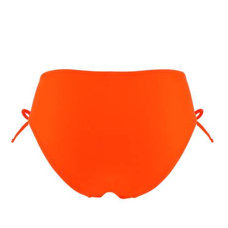 Maillot de bain slip coulisse L'Estivale Chic Orange