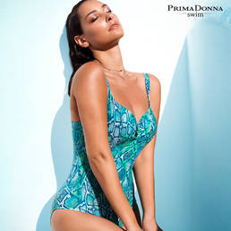 Maillot de bain 1 pi�ce moul� PrimaDonna Swim Bora Bora