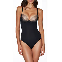 Body plunge coques galbant Aubade Onde Sensuelle