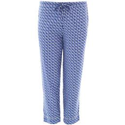 LAURENCE TAVERNIER pantalon 7/8 en coton Voltige