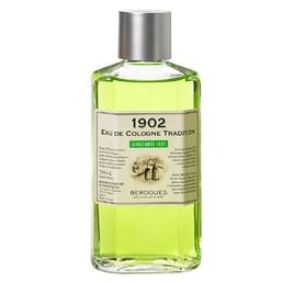 Eau de Cologne 245 ml gingembre Vert Berdoues 1902 Tradition