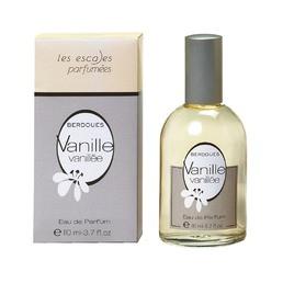 Eau de Parfum vanille vanill�e Berdoues Escales Parfum�es
