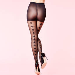Collant punkette Chantal Thomass Les Bas et Collants