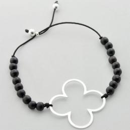 Bracelet perlé Brin d'Amour Dublin