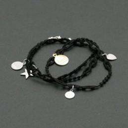 Bracelet 3 tours amoureux M�r�sine Gladys