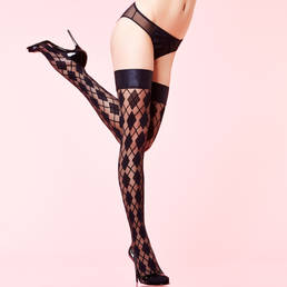 Bas-up Cambridge Chantal Thomass Les Bas et Collants