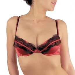 Soutien-gorge push-up French Cancan