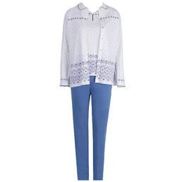 CANAT pyjama 3 pièces  en coton Melody