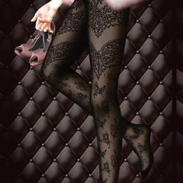 Collant swinging legs Chantal Thomass Les Bas et Collants
