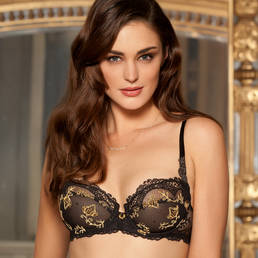 Soutien-gorge corbeille Lise Charmel Exotic Indie