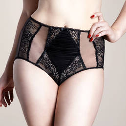 Culotte haute Dita Von Teese Screen Queen