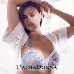Soutien-gorge balconnet coutures verticales PrimaDonna First Lady