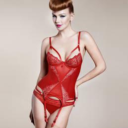 Gu�pi�re Dita Von Teese Madame X Rouge