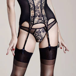 String Dita Von Teese Madison Avenue