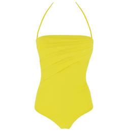 LA PERLA maillot de bain 1 pièce bandeau Conchiglia