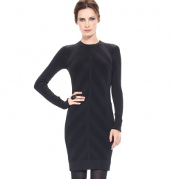Robe moulante French Connection (FCUK) Scuba Dress