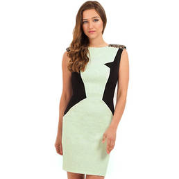 Robe fourreau Little Mistress