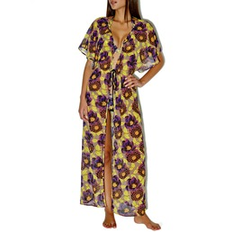 Caftan Aubade Songe Tropical