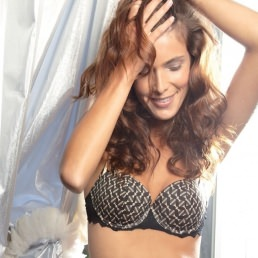 Soutien-gorge push-up Rosy Paris La Versatile