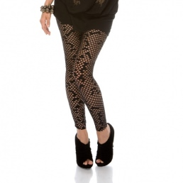 Leggings r�sille Forplay Come