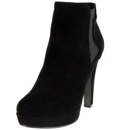 Bottines � talons 12 cm Lola Cruz