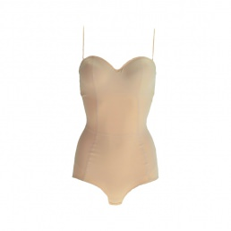 Body amincissant bretelles amovibles Magic Bodyfashion Strapless Bodysuit