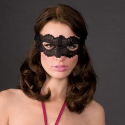 Masque en dentelle Le Sublime Maison Close Les Romantiques