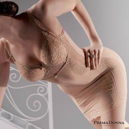 Robe sculptante PrimaDonna Couture
