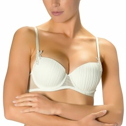Soutien-gorge push-up Rosy Paris La Fabuleuse